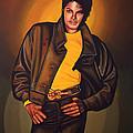 Michael Jackson by Paul Meijering