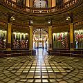 Michigan Capitol Flag Room by Gej Jones
