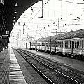 Milan Central Station by Valentino Visentini