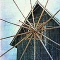 Mill by Lali Kacharava