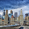 Millennium Skyline  by Brian Kerls
