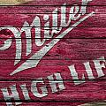 Miller High Life by Joe Hamilton