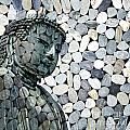 Mineral Daibutsu by Delphimages Photo Creations