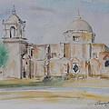 Mission San Jose by David Camacho