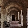 Missions Of  San Antonio by Cindy Rubin