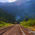 Misty Mountain Train by Steve Krull