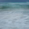 Misty Ocean by Charmian Vistaunet