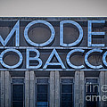 Model Tobacco Building by Melissa Messick