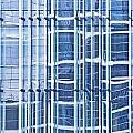 Modern Architecture Detail by Liz Leyden