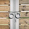 Modern Gate by Tom Gowanlock