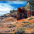 Mojave Desert by Jim McCullaugh