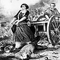 Molly Pitcher (c1754-1832) by Granger