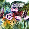 Monet's Garden by Donna Walsh