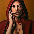 Monica Bellucci by Paul Meijering