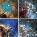 Monkey Head Nebula by Science Source