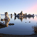 Mono Lake In First Light by King Wu