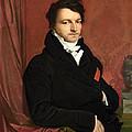 Monsieur De Norvins by Jean-Auguste-Dominique Ingres