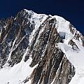 Mont Blanc Massif by Antonio Scarpi