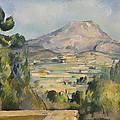 Montagne Saint-victoire by Mountain Dreams