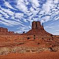 Monument Valley 1 by Chris Fleming