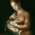 Morales, Lu�s De 1515-1586. The Virgin by Everett