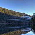 Morning Mist by Randy Hall