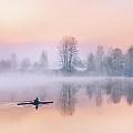Morning Solitude by Kasandra Sproson