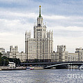 Moscow by Pravine Chester