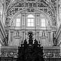 Mosque Cathedral Of Cordoba  by Andrea Mazzocchetti