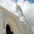 mosque in Tarakan Indonesia by Antoni Halim