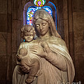 Mother And Child by Grace Grogan