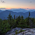 Mount Chocorua Scenic Area - Albany New Hampshire Usa by Erin Paul Donovan