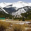 Mountain Church by Steve Krull
