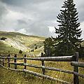 Mountain Landscape by Jelena Jovanovic