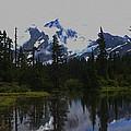 Mt Baker Washington  by Tom Janca