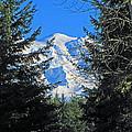 Mt. Rainier I by Tikvah's Hope