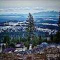 Mt Spokane by RJ Aguilar