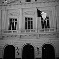 Municipalidad De Santiago City Hall Building Chile by Joe Fox