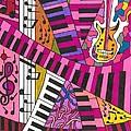 Musical Wonderland by Maverick Arts