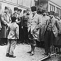 Mustafa Kemal Ataturk  by Granger