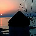 Mykonos Island Greece by Colette V Hera  Guggenheim