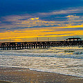 Myrtle Beach Morning by Donald Hovis Jr