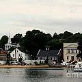 Historic Mystic Seaport by Dora Sofia Caputo Photographic Design and Fine Art
