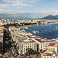 Naples by Enrico Della Pietra