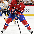 Nashville Predators V Montreal Canadiens by Francois Lacasse