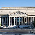National Archives by Carol Ailles