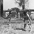 Native American Games by Underwood Archives Onia