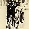 Native American Pow Wow In Montana by Dariusz Janczewski