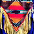 Native American Shawl  by Dora Sofia Caputo Photographic Design and Fine Art