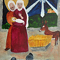 Nativity by Phyllis Brady